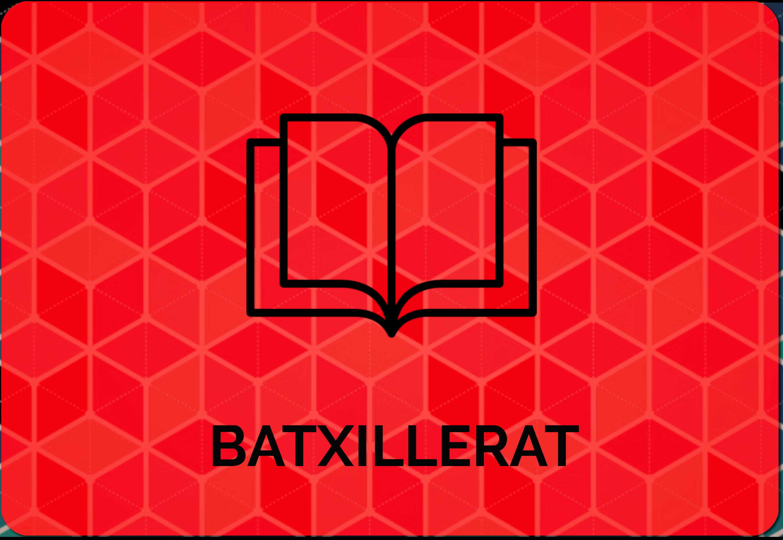 Llistat Admissió Batxillerat